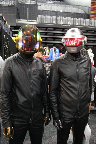 Daft Punk - French Bands